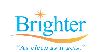 Brighter Window Cleaning logo